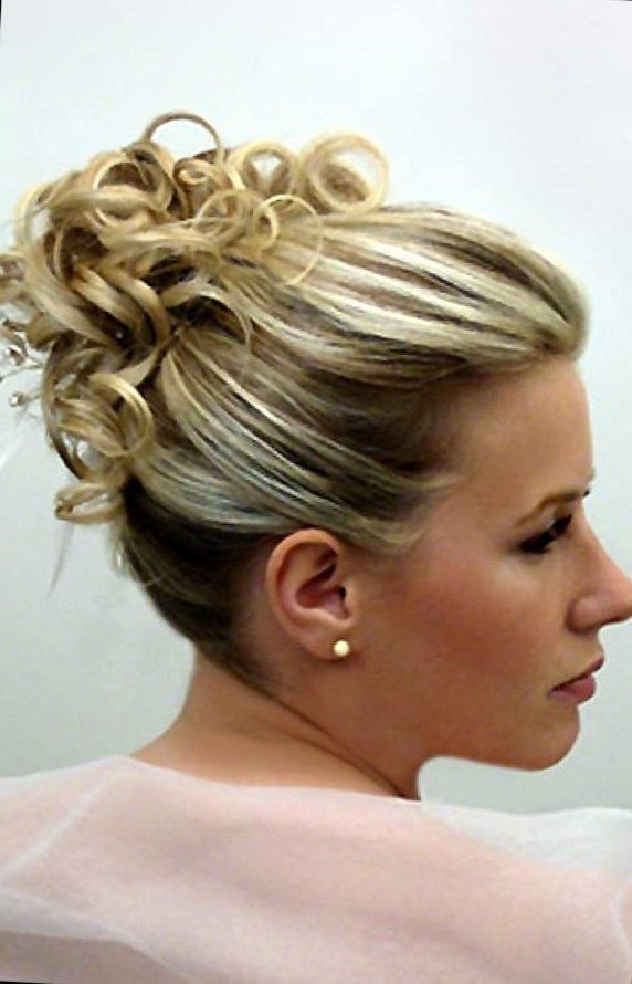 coiffure mariage 60 ans
