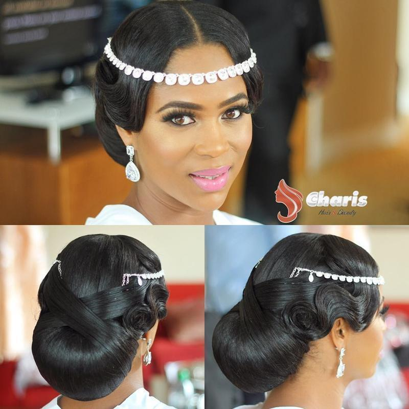 Coiffure Mariage Avec Tissage Maquillage Mariage
