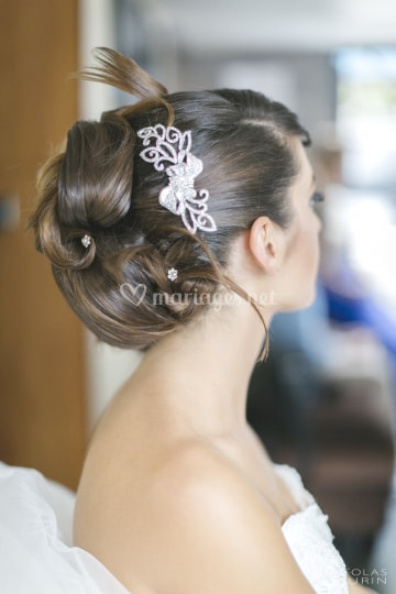 coiffure mariage drome