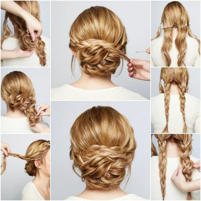 Coiffure Mariage Facile Tuto Maquillage Mariage