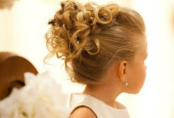Coiffure Mariage Fille 10 Ans Maquillage Mariage