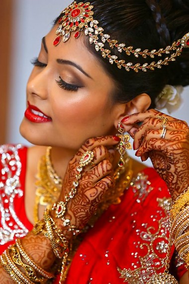 Coiffure Mariage Hindou Maquillage Mariage