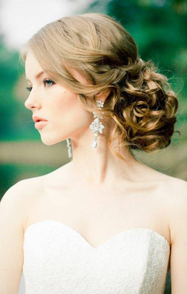 Coiffure Mariage Moderne 2018 Maquillage Mariage