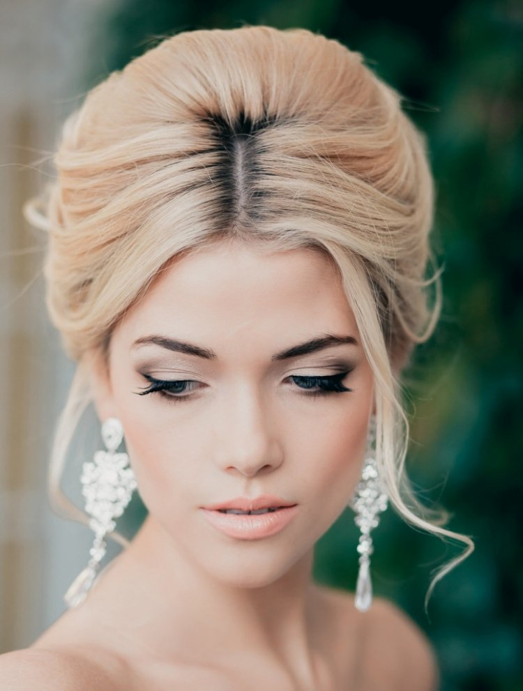 maquillage mariage 64