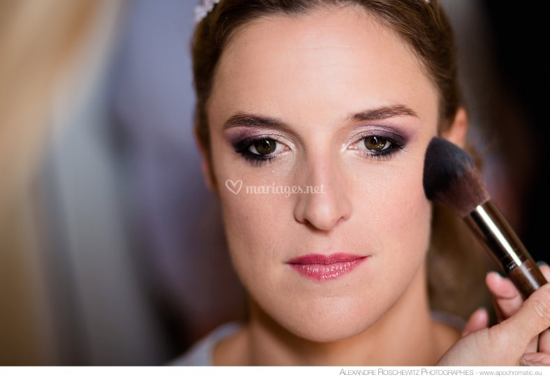 maquillage mariage 92