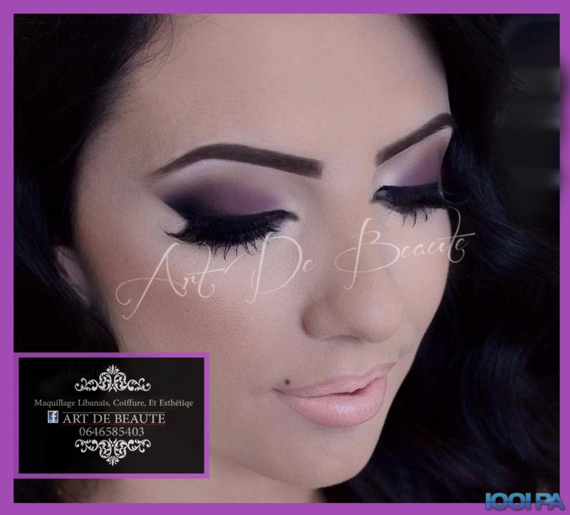 maquillage mariage a lyon