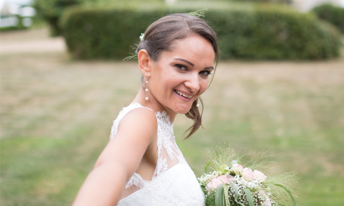 maquillage mariage angers