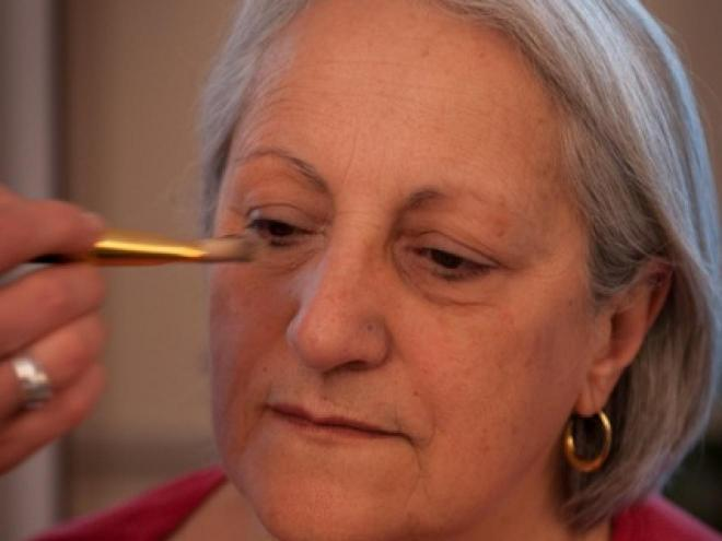 maquillage mariage femme 60 ans