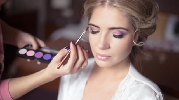 maquillage mariage seule