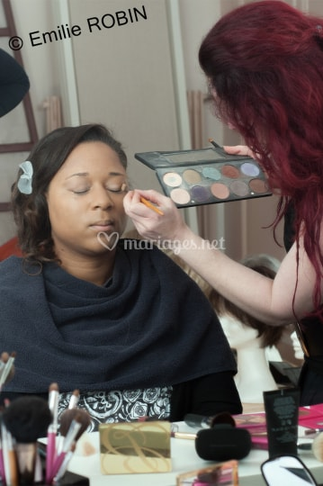 maquillage mariage soissons