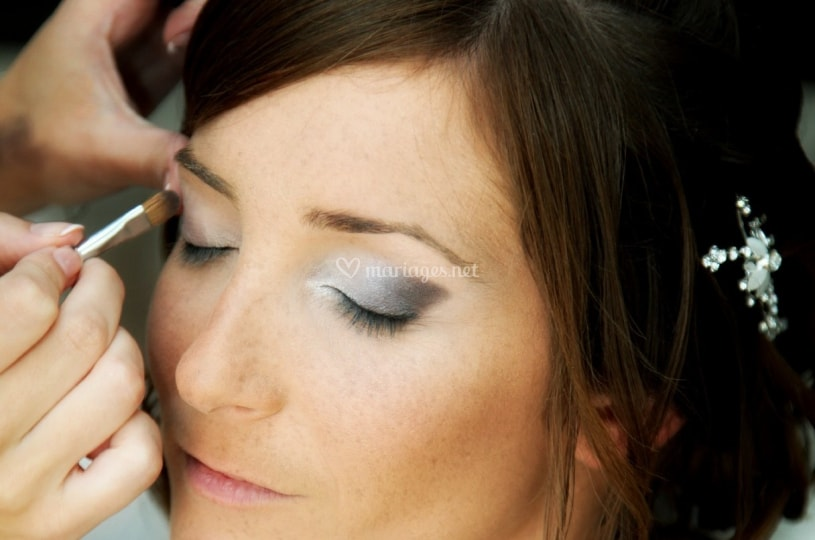 maquillage mariage vendee