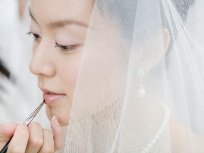 maquillage mariage waterproof
