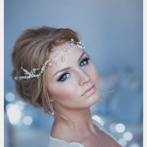 maquillage mariage pour brune - Maquillage mariage